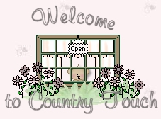 country touch background sets graphic